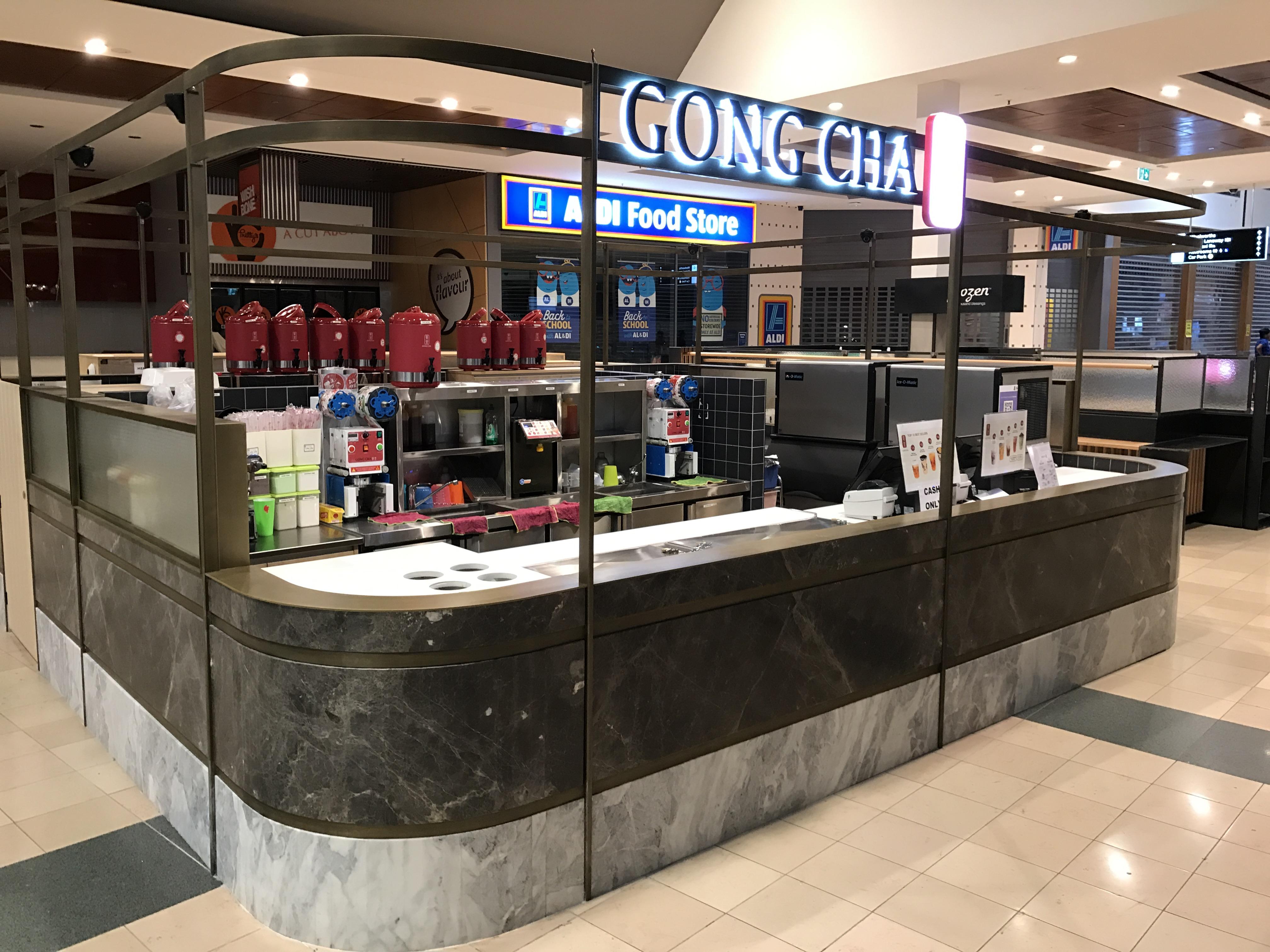 Gong Cha In Chadstone Jan2017